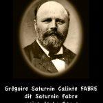 Saturnin Fabre 1842-1906