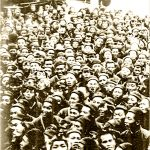 La révolte des petits pains en 1918