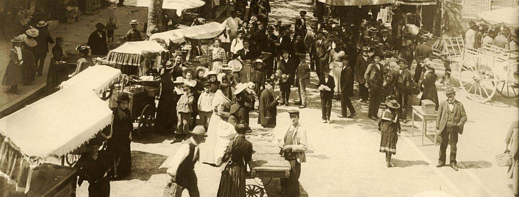 Les commerces du Cours Louis Blanc (et ses habitants)