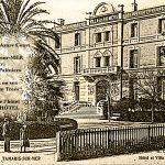La villa des Palmiers à Tamaris