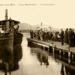L'embarcadère des Sablettes