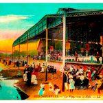 Le Grand Hall du Casino des Sablettes à La Seyne sur mer