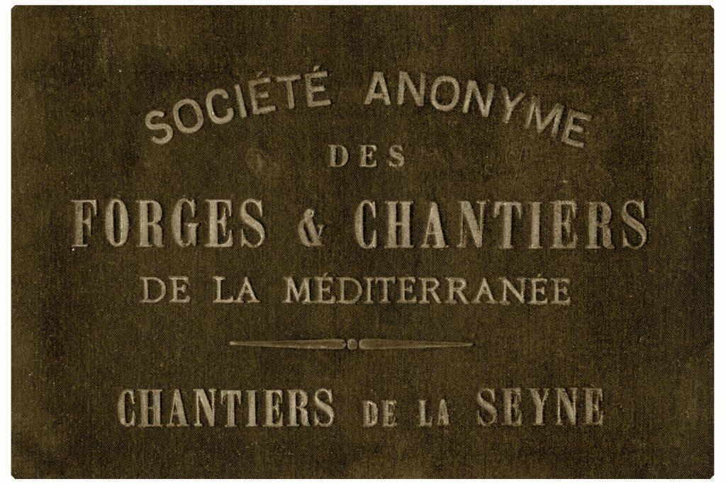 Made in La Seyne de 1880 à 1900