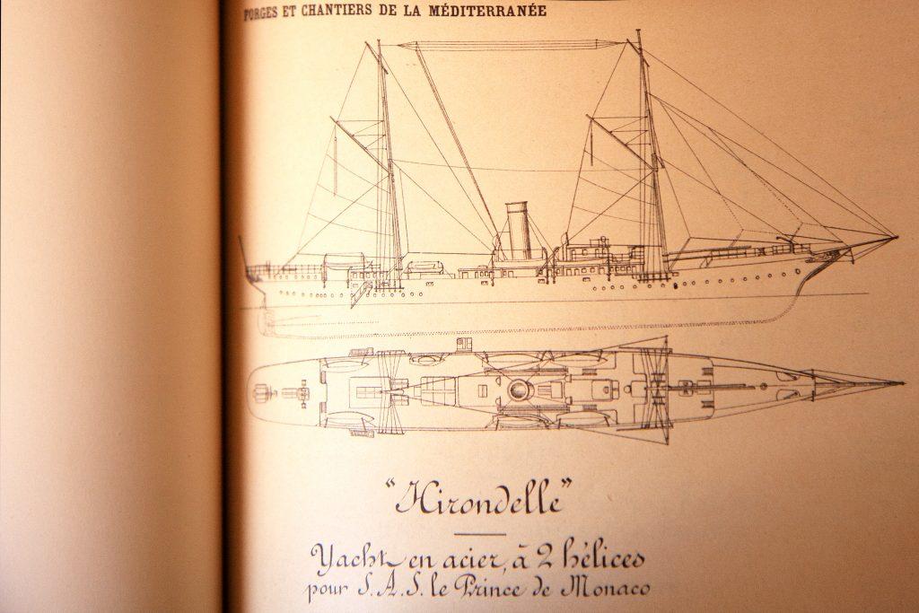 Made in La Seyne de 1909 à 1914