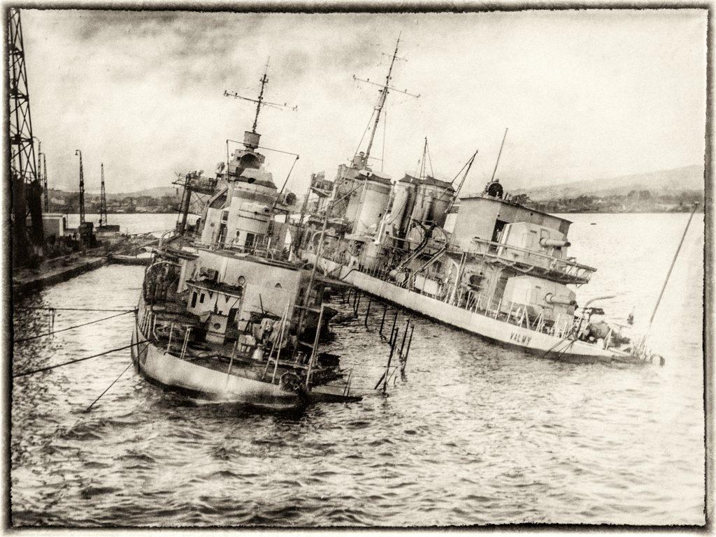 Sabordage de la Flotte française à La Seyne sur mer