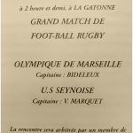 Le Rugby seynois