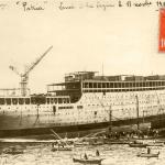 Patria (1913) et Providence (1914)