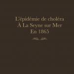 L'épidémie de choléra de 1865