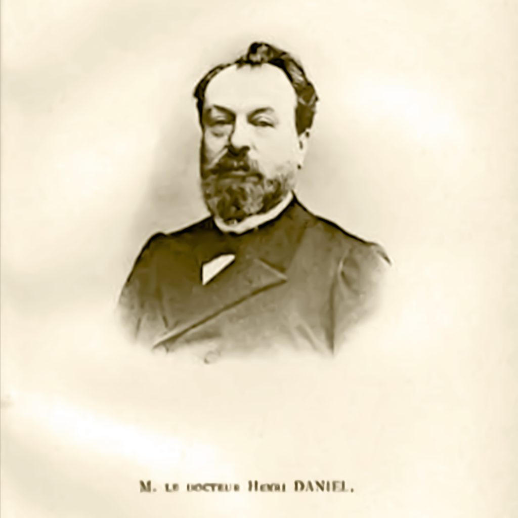 Henri Daniel (1850-1916)